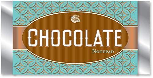 Chocolate Bar: Milk Chocolate Notepad (Notepads)