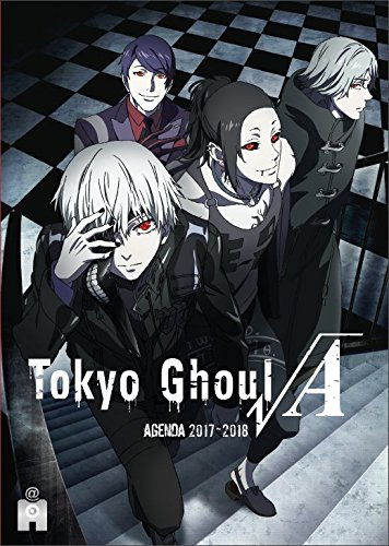 Agenda Tokyo Ghoul 2017-2018 (YNI.LIVRES)