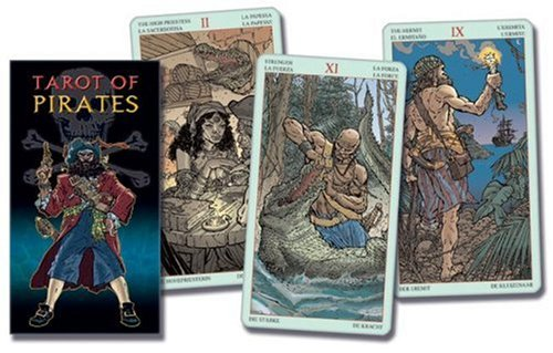 Tarot of the Pirates /Tarot De los Piratas (Lo Scarabeo Tarots)の詳細を見る