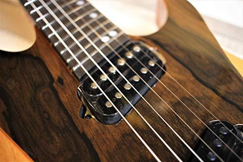 Ormsby Futura GTR6 (Run10) Ziricote - electrische 6 snarige multiscale gitaar