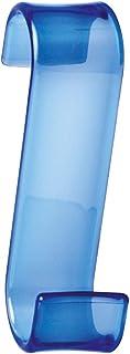 Gedy  Percha Azul-Transparente Color