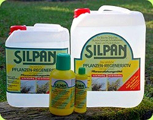Silpan - Pflanzen-Stärkungsmittel flüssig - Universaldünger für Bäume, Sträucher, Blumen, Gemüse, Schnittblumen, Rasen und Hydrokulturen (500ml)