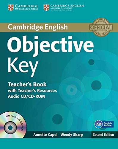Objective Key 2nd Teacher's Book with Teacher's Resources