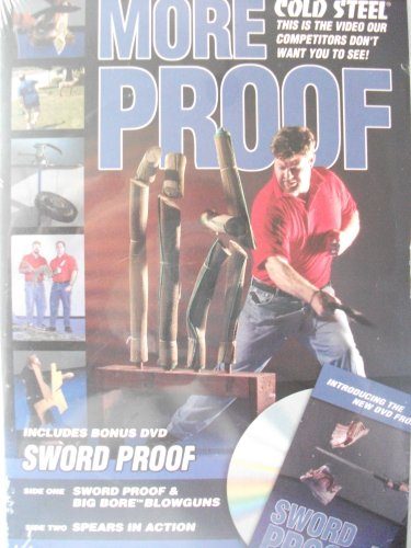 Cold Steel - More Proof (2 DVDs)