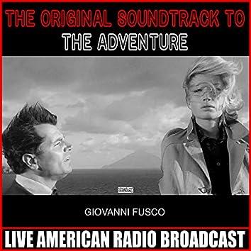 The Original Soundtrack To The Adventure Giovanni Fusco
