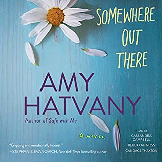 Somewhere out There audiobook cover art