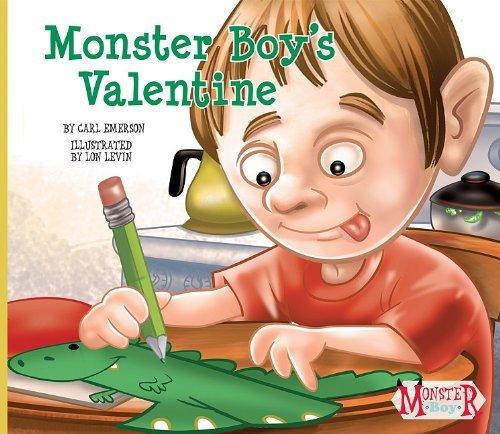 Monster Boy's Valentine by Carl Emerson (2010-09-02)