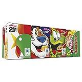 Kellogg's Variety Classic Cerealien   6er Pack mit jeweils 8 Portionspackungen   6 x 205g