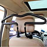 Stainless steel Car Scalable Hangers Back Seat Headrest Coat Clothes Hanger Jackets Suits Holder Rack Auto Supplies