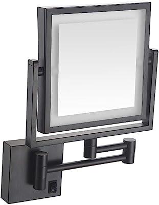 Amazon Com Aptations 24043 Square Double Arm Wall Mirror