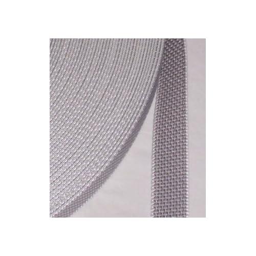 PROFI PRODUKTE VERTRIEB 3016 Otturatore a rulli stabile, 450 kg resistenza ad alta resistenza, grigio, lunghezza 50m, larghezza 23mm