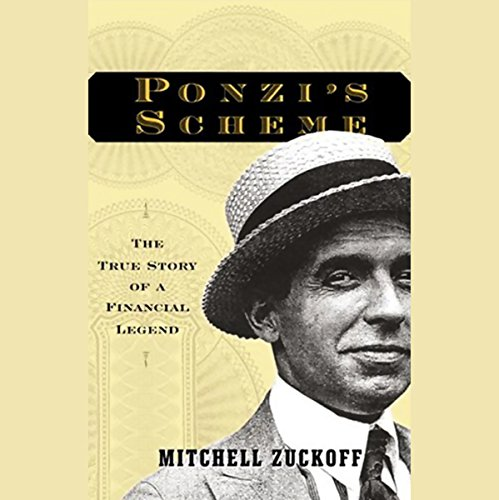Ponzi's Scheme cover art