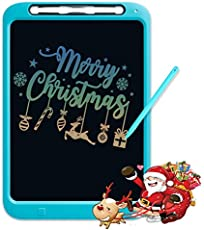 WINDEK LCD Writing Tablet, 12 inch Colorful Screen, Electronic Writing & Drawing Doodle Board, Kids Drawing Tablet, Writing Pad & Memo Board for Kids and Adults