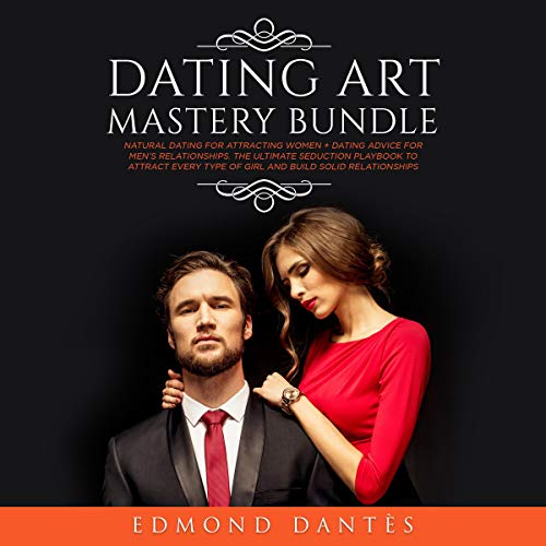Dating Art Mastery Bundle audiobook cover art