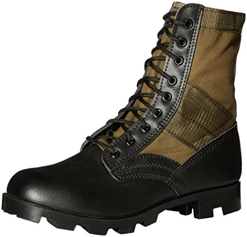 Stansport Jungle Boots, Olive Drab, 11R