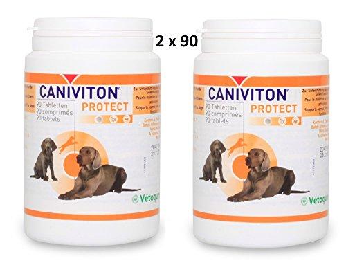 Vetoquinol CANIVITON Protect 2 x 90 Tabletten (180 Tabletten)