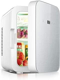 Nevera Coche, Portátil 8 litros Pantalla Táctil Digital Casa Mini Refrigerador del Coche