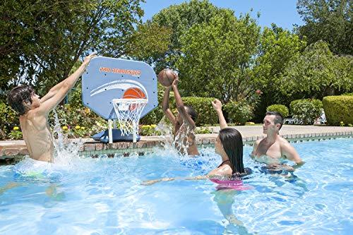 Poolmaster 72783 Pro Rebounder Poolside Basketball Game