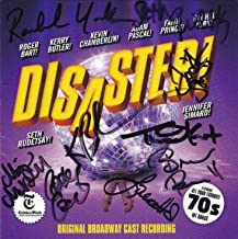 Disaster! - Original Broadway Cast Recording (Limited Edition Signed CD)