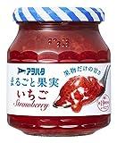 アヲハタ まるごと果実 いちご 255g×4個