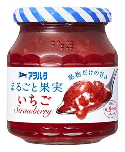 アヲハタ まるごと果実 いちご 瓶255g