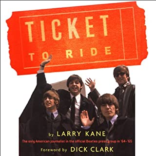 Ticket to Ride audiobook cover art