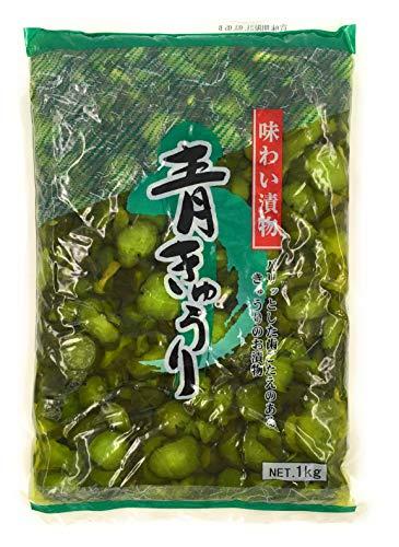 青きゅうり 味わい漬物 1kg ×1袋 【お徳用・業務用】