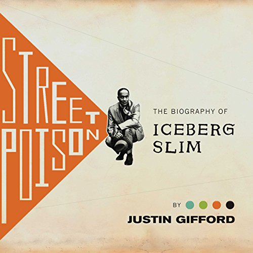 Street Poison Audiobook By Justin Gifford cover art