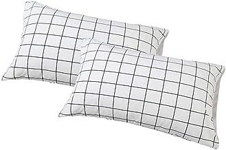 Best grid pillow cases Reviews
