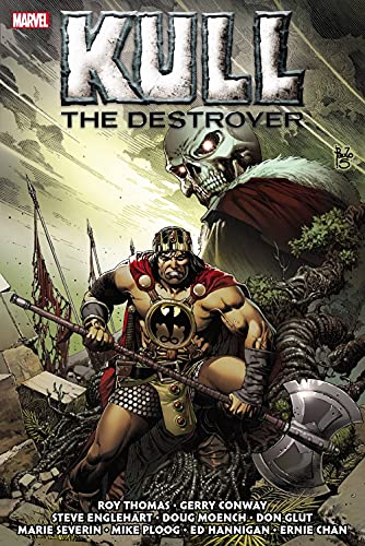 Kull the Destroyer: The Original Marvel Years Omnibus