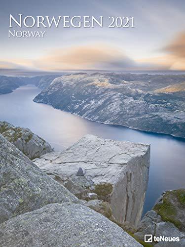 Norwegen 2021 - Foto-Kalender - Poster.Kalender - 48x64: Norway