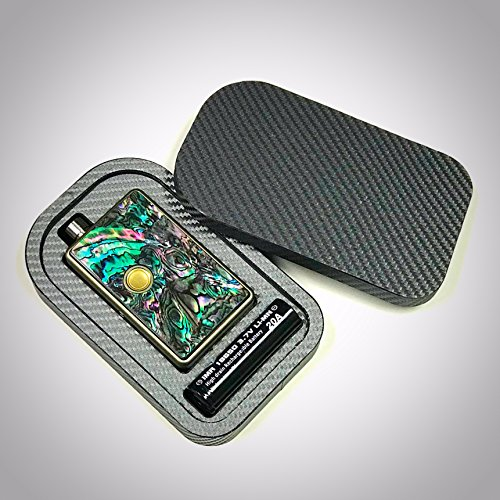 Billet Box travel black mini case stand by Jwraps
