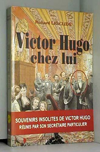 Victor Hugo chez lui