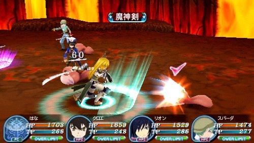 テイルズオブザワールドレディアントマイソロジー3-PSP