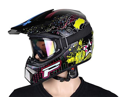 MIKSKTY『オフロードヘルメット』
