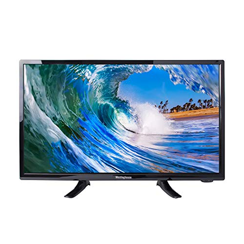 "Westinghouse 24"" Model WD24HAB101 720p 60Hz LED HDTV (Renewed) (24"", Stand Base Version)"