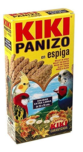 Kiki Panizo en Espiga, 100g