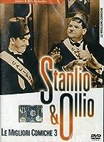 stanlio & ollio - le migliori comiche 3 dvd Italian Import