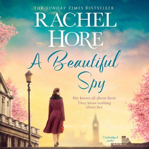 A Beautiful Spy cover art
