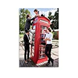 FANSH One Direction Take Me Home Fotoshooting-Poster,