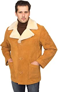 Men's Manchester Shearling Coat