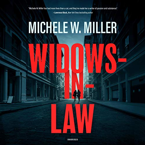 Widows-in-Law audiobook cover art