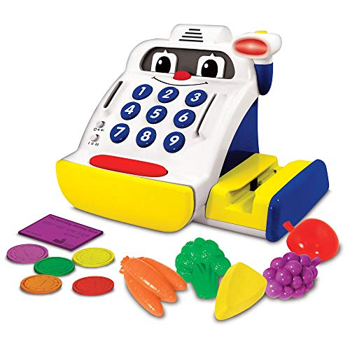 The Learning Journey Electronic Learning – Shop and Learn Cash Register – Interactive Preschool Toys & Gifts for Boys & Girls Ages 2 and Up – Award Winning Toy