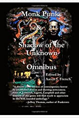 Monk Punk and Shadow of the Unknown Omnibus Paperback