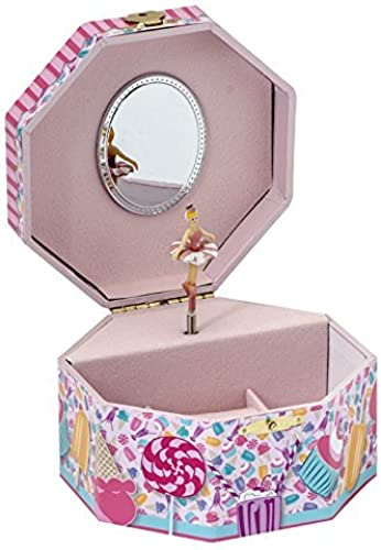 colores increíbles Schylling Candy Candy Candy Shoppe Jewelry Box by Schylling  nuevo estilo