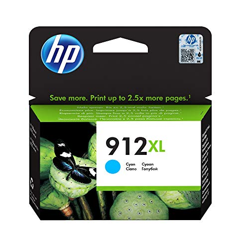 Photo of Original High Yield Ink Cartridge Compatible with Officejet Pro 8101/8020 Series, 9.9 ml, Cyan