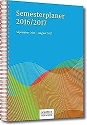 Schäffer Poeschel Semesterplaner 2016 bis 2017
