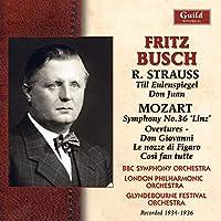 Busch Strauss & Mozart-1934-36