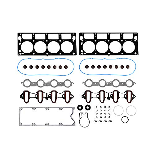 DNJ HGS3169 MLS Head Gasket Set/For 2004-2007/ Cadillac, Chevrolet, GMC, Hummer/Escalade, Escalade ESV, Escalade EXT, Express 2500, Express 3500, H2, Savana 2500, Savana 3500, Sierra 1500