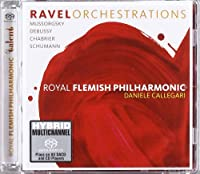Ravel Orchestrations